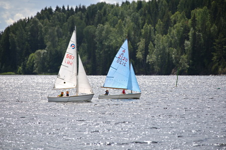 Stora klassen - Match Racing.