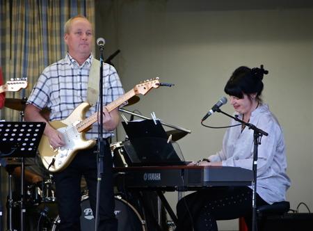 Rock och Blues med Lorangas.