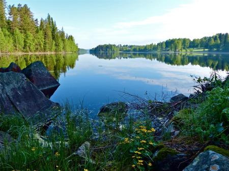 Sjön Töck