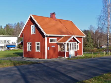 Slussvaktarstugan blev perfekt, med utmärkt beröm godkänt. Tack till Fornminnesföreningen Nordmarksstugan, Olav Thon och Nordmarkens Bygg.