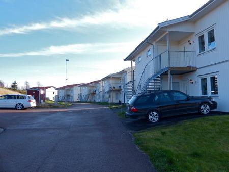 Nu finns endast ett fåtal lägenheter lediga i flerbostadshusen på Prästnäset.
