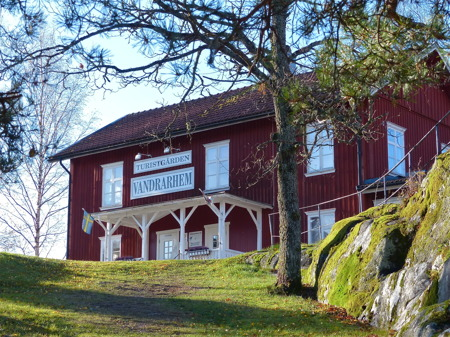 Turistgården i Töcksfors, en värdefull verksamhet för Töcksfors.