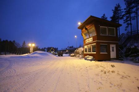 28 december 2015 - Skidstadion på Kölen.