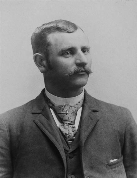 Nils Andersson Sanamon i Töcksfors