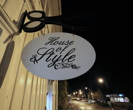 House of Style hade öppet.
