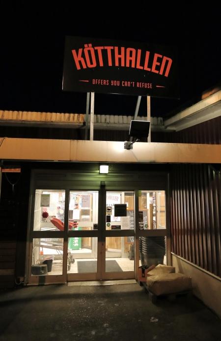 Kötthallen - välsorterad matbutik i Töcksfors centrum.