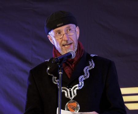 Ole Haabeth, fylkesordfører i Østfold.