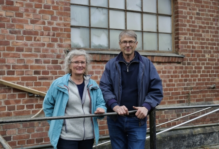 Margareta och Claes Hultkrantz gör en stor insats för den småskaliga vattenkraften.