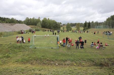 Poolspel med spelare från Arvika och Årjäng.