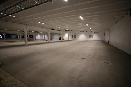 20 november 2018 - Nya parkeringsplatser.