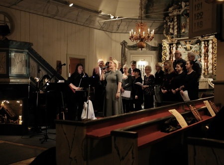 Solist - Catharina Patriksson Bråthen
