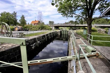 Dalslands Kanal har startat årets slussningssäsong.