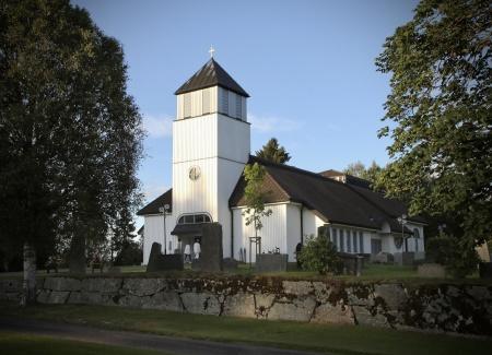 Fredagen avslutades med Musik i sommarkvällen i Östervallskogs kyrka, med Duo Sentire och The Hebbe Sisters.