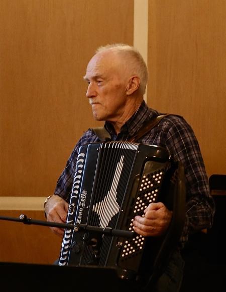 Tore Sjöqvist - dragspel
