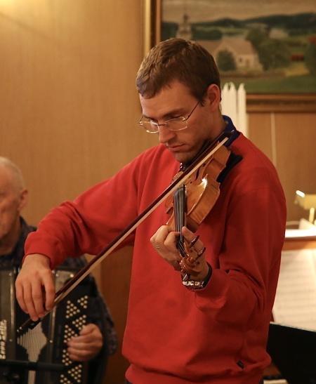 Nils Anshelm - fiol