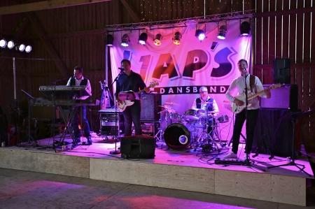2016 - Ljaps spelade i Kulturladan