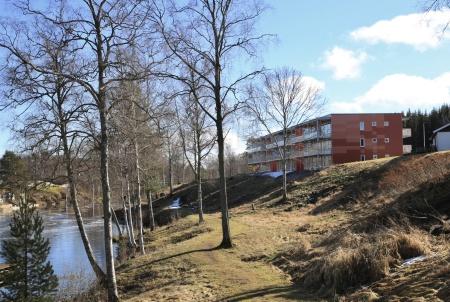 Solängsvägen - nybyggnation klart 2020.