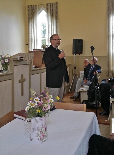 Pastor Mogens Nielsen