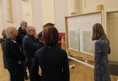 23 januari 2018 - Rabbalshede Kraft bjöd in berörda markägare för information och samråd.