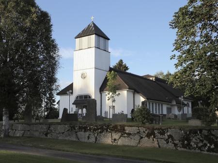 Östervallskogs kyrka