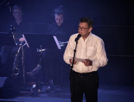 Kyrkoherde Rune Wallmyr framförde en reflektion.