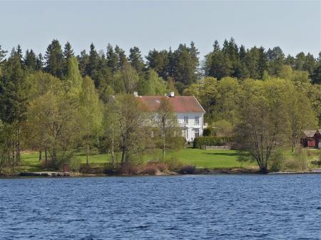 Herrgården i Lennartsfors.