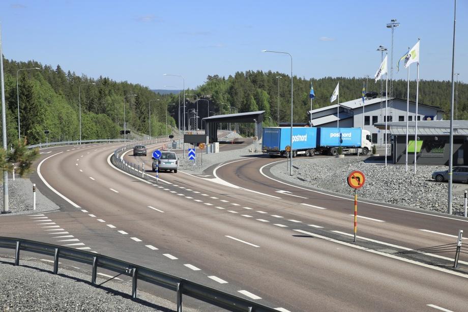 31 maj 2021 - Återigen fritt att åka in i Sverige . . .
