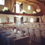 Dukning bröllop á la Vallenstyle