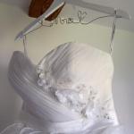 Bröllopsklänning Vallens Säteri