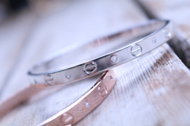 Armband - Screw - Screw - Silver