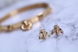 Örhängen - Bee