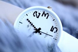 Klocka - Pixel