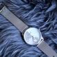 Klocka - Classic silver