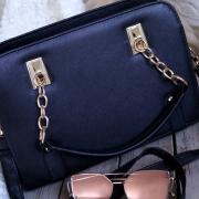 Väska - Gold chain