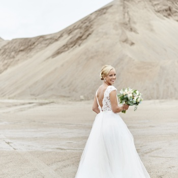 Photo : www.fridastrom.se - Weddingdress : Frida Jonsvens