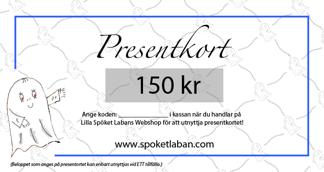Presentkort Laban (från 50-500)