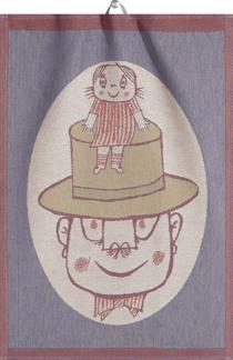 Lilla Anna handduk