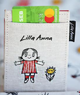Korthållare Lilla Anna