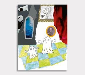 Lilla spöket Laban - Bu! Bu! Bu!