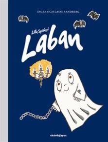 Jubileumsbok Lilla Spöket Laban