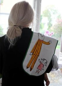 Raplapp Lilla Anna och Långa Farbrorn