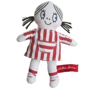 Lilla Anna docka, liten