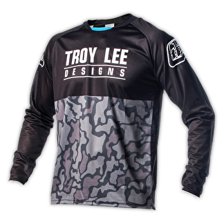 Tröja TROY LEE Sprint Midnight Barn - Small (Barn)