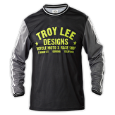 Tröja TROY LEE Super Retro Gray