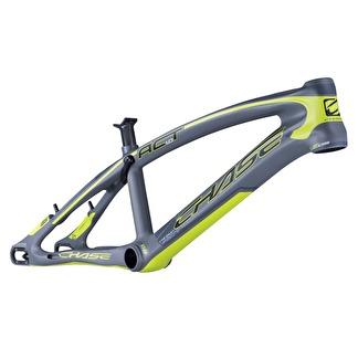 BMX-ram race CHASE ACT 1.0 Grå/Neongul MATT - PRO