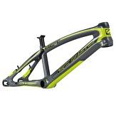 BMX-ram race CHASE ACT 1.0 Grå/Neongul BLANK