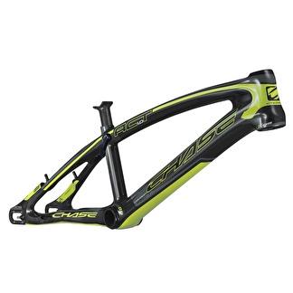 BMX-ram race CHASE ACT 1.0 Svart/Neongul BLANK - PRO