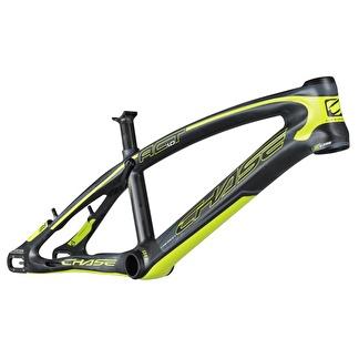 BMX-ram race CHASE ACT 1.0 Svart/Neongul MATT - PRO