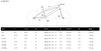 BMX-ram race CHASE ACT 1.0 Svart/Röd MATT