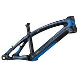 BMX-ram race CHASE ACT 1.0 Svart/Blå MATT